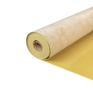 Deze ondervloer is speciaal voor pvc vloeren zonder een geïntegreerde ondervloer