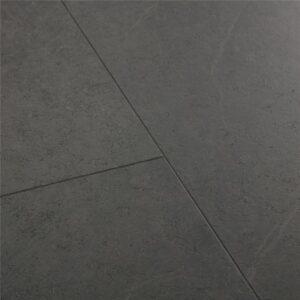 PVC - ALPHA VINYL TILES AVST40035 leisteen zwart close up